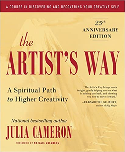 Book Cover - The Artist's Way by Julia Cameron