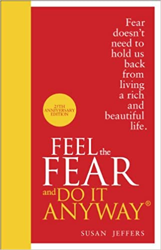 Book Cover - Feel the Fear and Do It Anyway